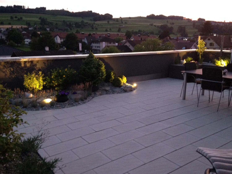 Kundengarten Boswil - Berger Gartenbau