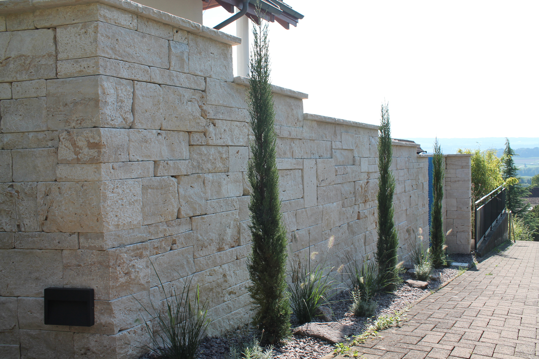 Mauern   Berger Gartenbau