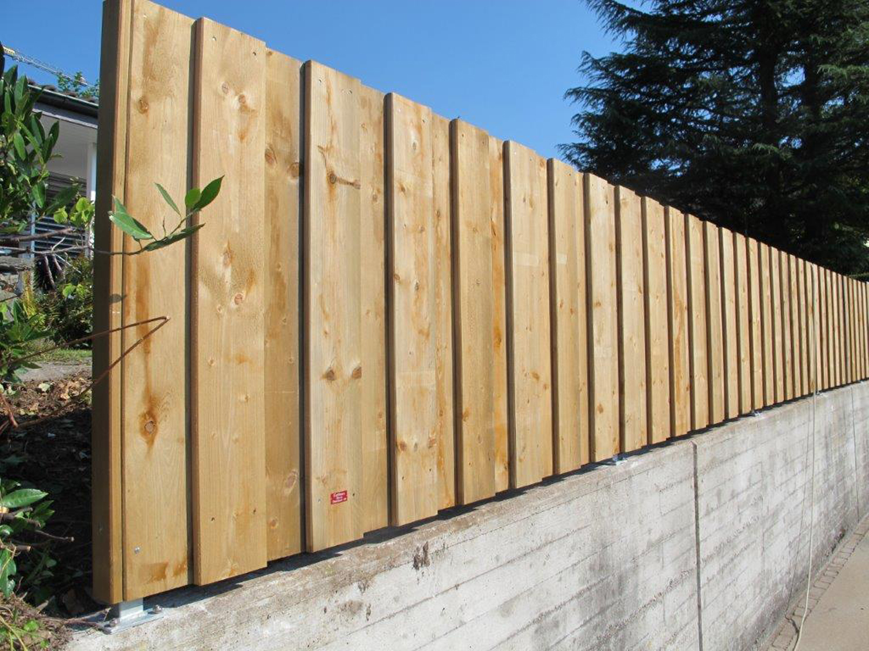 Sichtschutz Berger Gartenbau